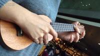 17寸ukulele小星星乌克丽丽10分钟就会的聪明少女