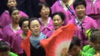 莲莲楚风艺术团 大型歌伴舞( 太阳最红 毛主席最亲 )纪念毛泽东诞辰121周年演出