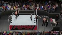 【十月】WWE2K15 1月3日 不一样的WWE