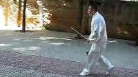 36式太极剑(正面)