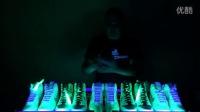 ShoeZeum Glow In The Dark Nikes