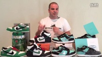 ShoeZeum  Tiffany Nike Dunks