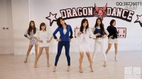 韩国皇冠女团T-ARA亲临北京龙舞天团