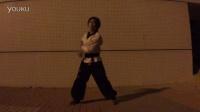 【金教练双节棍教学培训】金教练户外训练视频2