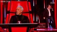 【英国之声】第四季盲选Paul Cullinan performs 'Mustang Sally' - lind Auditions 1