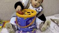 最强大脑~1岁1个月的小玩子