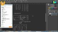 CG场景绘画技法10《不能不说的秘密-比例》PS教程CG绘画教程