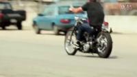 带你来看看美国南加州重机改装界的元老之一 CYCLE ZOMBIES