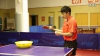 《好动学院》教你学转与不转发球_乒乓球教学视频教程