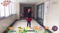 彬县广场舞《圣诞狂欢曲》,编舞:王梅