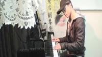 【月亮代表我的心】爵士超强版(下载乐谱简谱)抹茶钢琴弹奏流行爵士钢琴自学