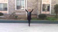 霍山徽府山庄健身队 广场舞中国最强音 原创 沐河清秋  习舞 扬名
