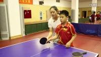 《好动学院》美女教你正手挑打技术_乒乓球教学视频教程