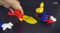 #016 培乐多米奇妙妙屋 迪斯尼 彩泥 亲子活动 孩之宝 儿童玩具 最流行生日礼物 VO
