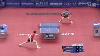 王皓vs王励勤-09年横滨世乒赛决赛 比赛慢镜头回放集锦乒乓球比赛视频