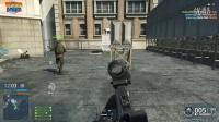 『月鼓解说』战地硬仗抢劫模式上来12杀!1080P 短小精悍击杀秀