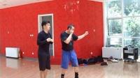 拳击初学者摆拳基础训练1,MARK BOXING北京拳击刘教练6.23任伦
