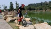 攀爬自行车晋江聚会比赛 小向