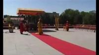 重现:乾隆皇帝祭地表演
