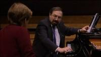 贝尔曼教授讲解德彪西前奏曲