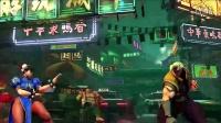 《街头霸王5》纳什霸气预告