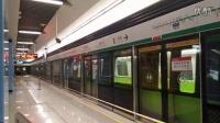 南京地铁3号线 3月1日跑图 林场方向 出站