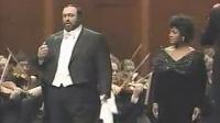 Florence Quivar - Luciano Pavarotti - Il Trovatore duet