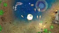 娱乐解说单机游戏试玩 黑鹰战机2 不错的打灰机游戏