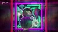 超炫创意相框球体舞台背景视频