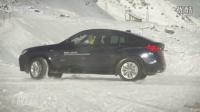 宝马X6智能全轮驱动系统 雪地纵情驾驭
