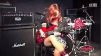 【火花吉他】日本女吉他手--小野美怜_标清
