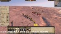【关税,龙猫】阿提拉全面战争双人合作战役实况录像(第二期)