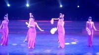 旗袍折扇风情舞《女人花》