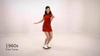 【发现最热视频】越来越奔放!100秒展示100年来女性的健身方式