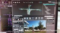 Vicon Pegasus 与 Unreal Engine 进行动作捕捉的实时传递