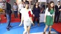 舞力特区广州会展逗比之美丽和甜心