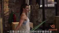 CrossFit冠军女神Camille教学视频03---背部防受伤+护理训练