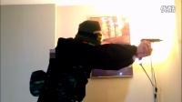 速度爆快!快速拔枪射击--手把手教你玩生存游戏
