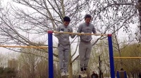 Share with high bar exercisers around the world :muscle ups(1)