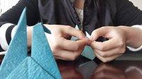 千纸鹤的折法 最简单最详细最牛的三种纸鹤折法