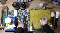 【皮匠自习室】第一期:常用工具简介—木叶堂原创录制手工皮具教程