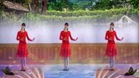开心快乐广场舞【2015年最新广场舞大街小巷都听我的歌、编舞凤凰六哥】