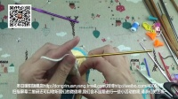 【娟娟编织】147集帅气舒适的高帮学步鞋编织视频教程第二集