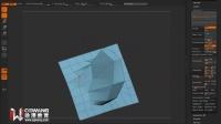 ZBrush耳朵的雕刻 CG游戏建模教程 高模制作