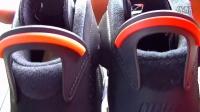 Comparison- Air Jordan VI 6 Black Infrared - Part 2