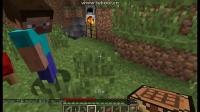 Minecraft我的世界黑影传说双人生存实况第一集