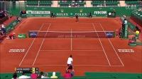 【自制HL】古尔比斯VS毛瑞尔 第一轮 ATP2015蒙特卡洛