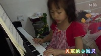 6岁女儿自弹自唱-钢琴-20150415-UGC新人奖第四季