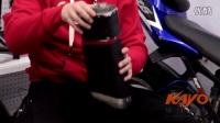 【华洋赛车俱乐部】老外教你如何改装便携式摩托车排气筒