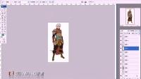 (有声教程)刺客角色的绘制 第二课 PS游戏原画设计CG插画教程